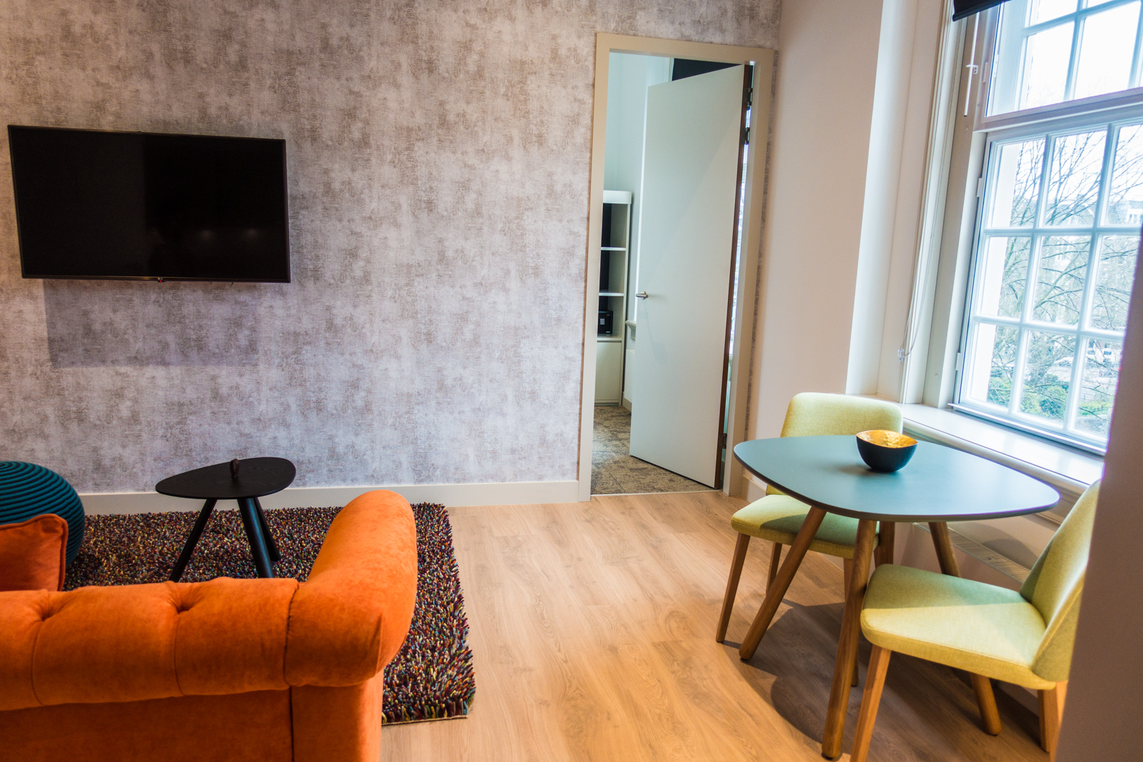 A Stay at Wittenberg Amsterdam