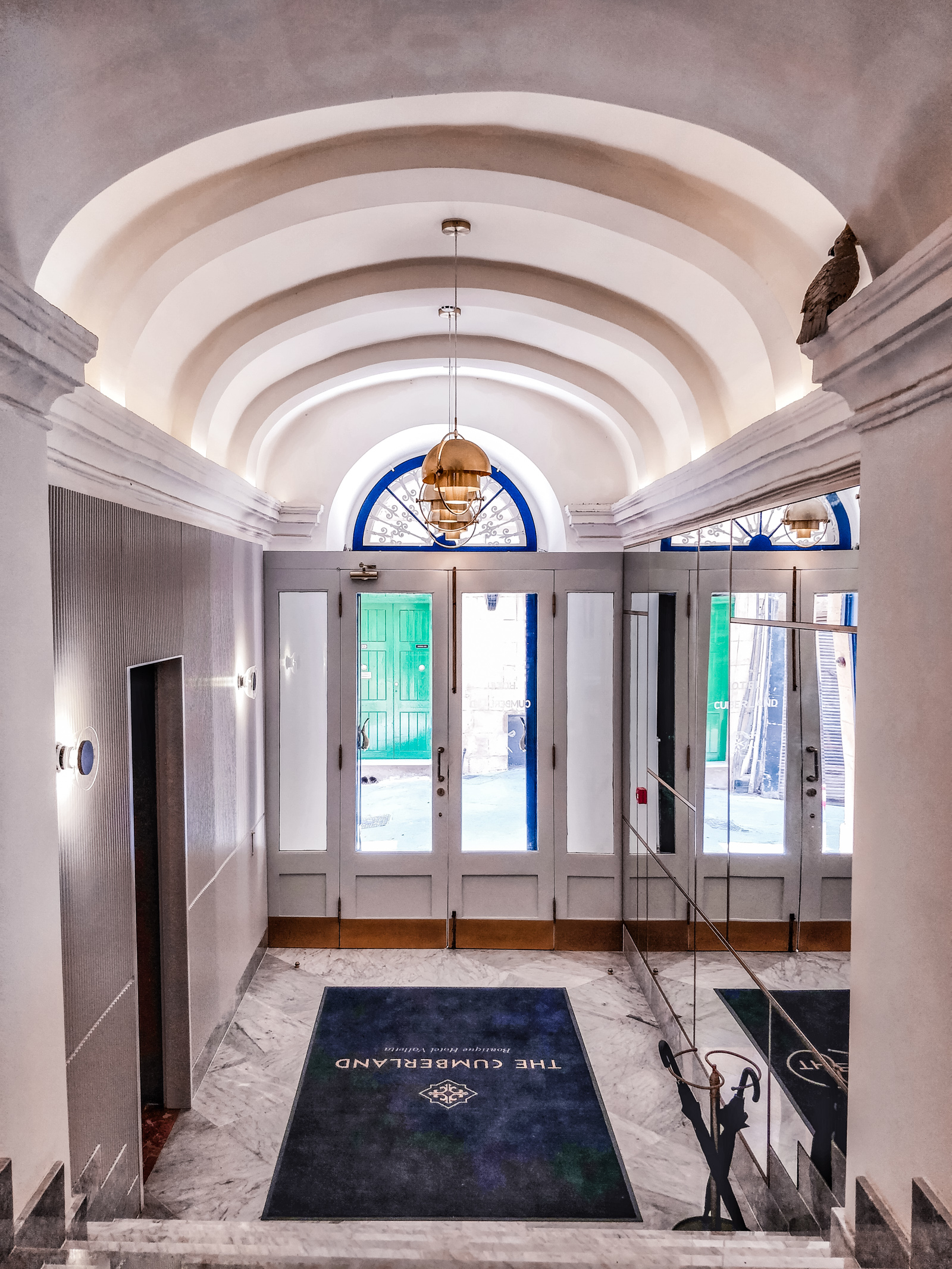 cumberland hotel malta valletta