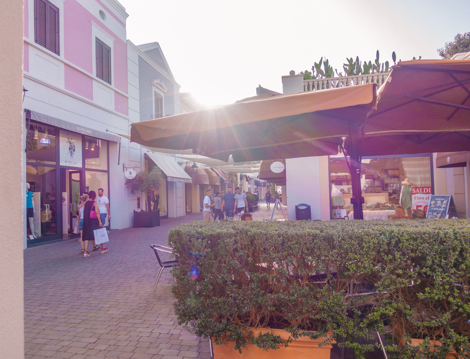 Travel: Sicilia Outlet Village - Why, How, When - Caroline\'s Fashion ...